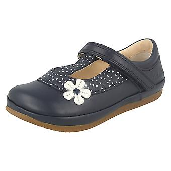 Girls Clarks First Shoes Elza Delia