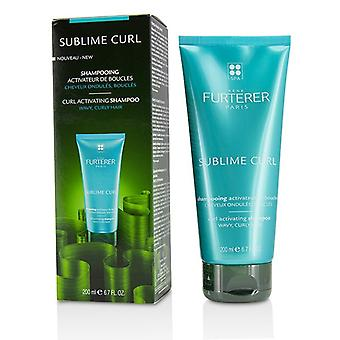 Rene Furterer Sublime Curl Curl aktivierende Shampoo (welliges, lockiges Haar) 200ml/6,7 oz