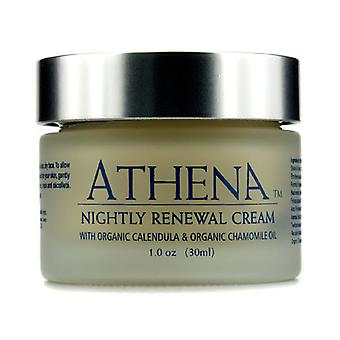 Athena Nightly Renewal Cream 30ml/1oz