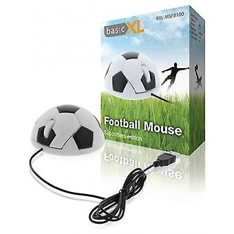 basicXL Football mouse supporter Edition