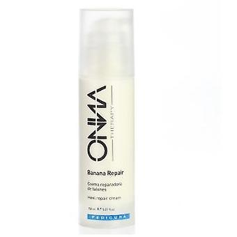 Onna Therapy Heel Repair Cream Banana 150 ml (Cosmetics , Body  , Moisturizers)