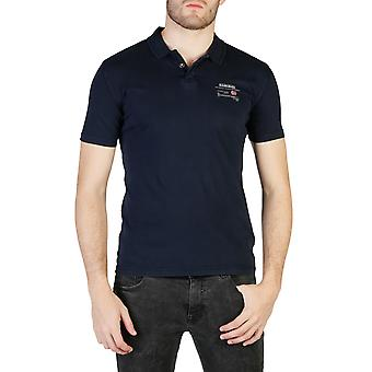 Napapijri Men Polo Blue