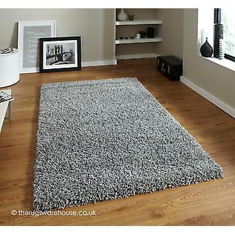 Vista grigio tappeto