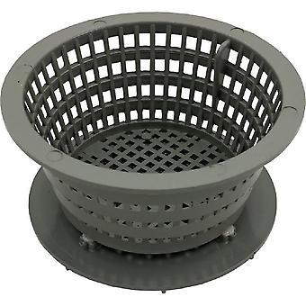 Waterway500-2687 Low Profile OEM Skimmer Basket - Gray