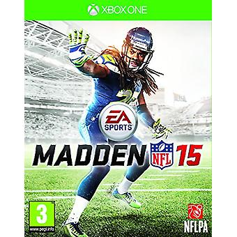Madden NFL 15 (Xbox One) - Factory Sealed