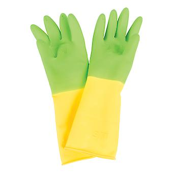 Bigjigs Toys Educational Learn to Count Rubber Gloves Crafting Play Kid's
