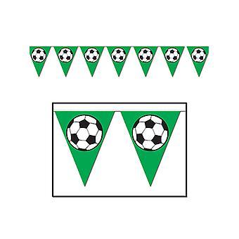 Fod bold vimpel Banner 11