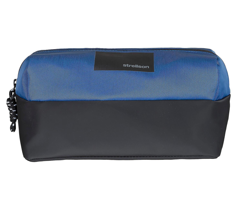 strellson kulturtasche kulturbeutel kosmetiktasche schwarz blau 5097 fruugo. Black Bedroom Furniture Sets. Home Design Ideas