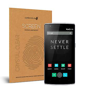 Celicious Vivid Invisible Screen Protector for OnePlus One [Pack of 2]