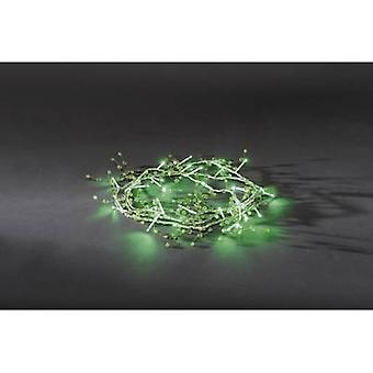 Konstsmide 3172-903 Holiday lights (motif) Pearls Inside LED Green