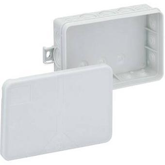 Joint box (L x W x H) 130 x 85 x 37 mm Spelsberg 33391601 Grey