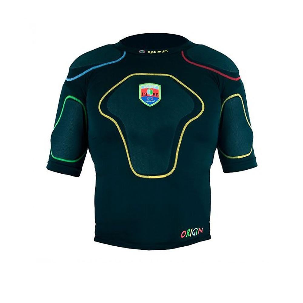 OPTIMAL d'origine rugby corps protection haut Snr [Boucher]
