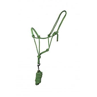 QHP Ramal halter rope with Spring Cob
