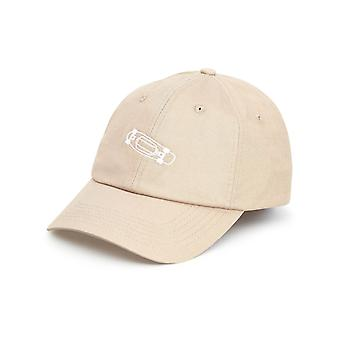 Penny Khaki Calvin Dad Six Panel Adjustable Cap