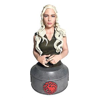 Game of Thrones bust Daenerys Targaryen mother of dragons limited edition replica made from resin (resin). Manufacturer: Dark horse.
