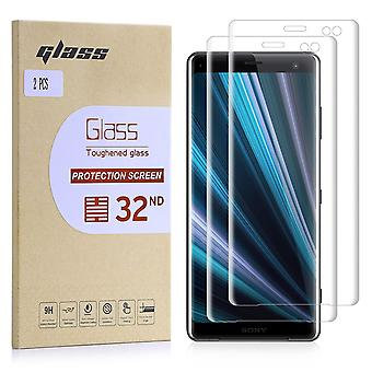 Extra Armoured Tempered Glass for Sony Xperia XZ3 - 2 Pack