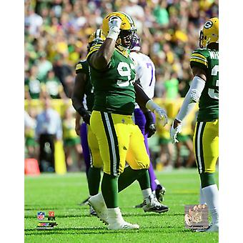 Kenny Clark 2018 Action Photo Print
