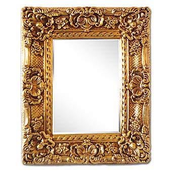 30 x 40 cm or 12 x 16 inches, frame in gold in France motifs
