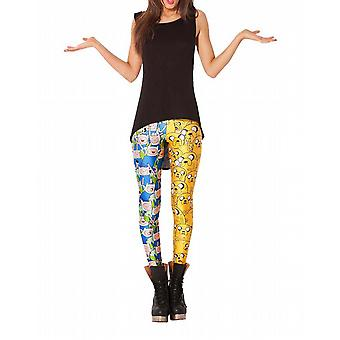 Waooh - Fashion - Finn and Jake Legging Printed Adventure Times