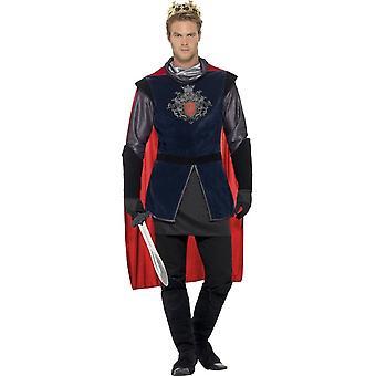 King Arthur Deluxe kostyme, brystet 38