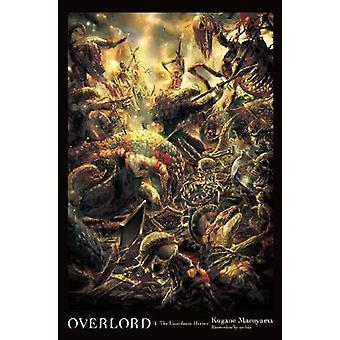 Overlord - Vol. 4 (lys roman) - The Lizardman helte af Kugane Maruy