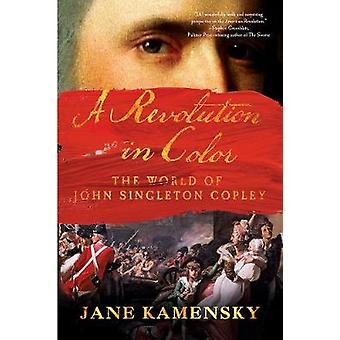Väri - John Singleton Copleyn Jane Kam maailman vallankumous