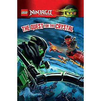 O Quest para o cristal - 14 pela Scholastic - livro 9781407162232