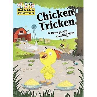Kurczak Tricken przez Dawn McNiff - Karl West - 9781445147901 książki
