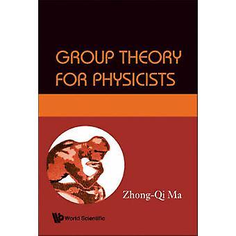 Teoria de grupo para os físicos por Qi Zhong Ma - 9789812771421 livro