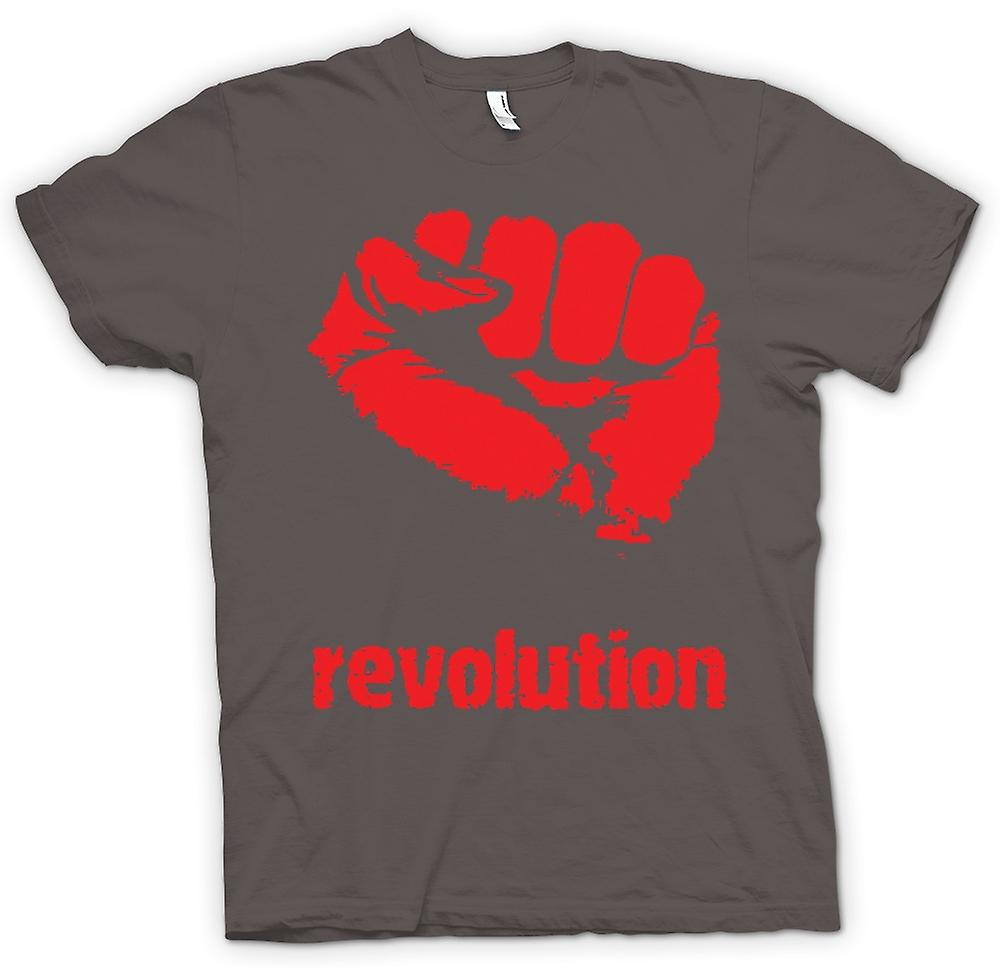 Womens T-shirt - Revolution - Anarchy