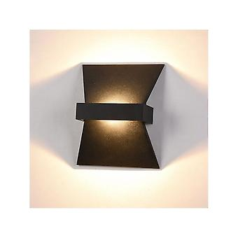 Maytoni belysning Trame vägg & tak skans, svart