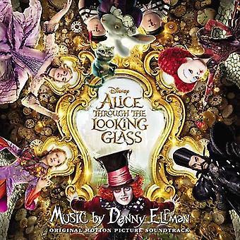 Soundtrack - Alice: Through the L [CD] USA import