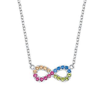 s.Oliver jewel children and teens necklace-silver infinity 2024219