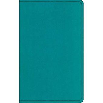 ESV Vest Pocket New Testament with Psalms and Proverbs (Trutone, Teal)