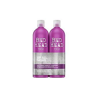 BED HEAD by TIGI Urban Antidotes Fully Loaded Shampoo & Conditioner 750ml