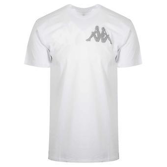 Kappa Kappa White Authentic Batir T-Shirt