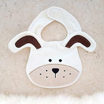 Long Eared Puppy bib