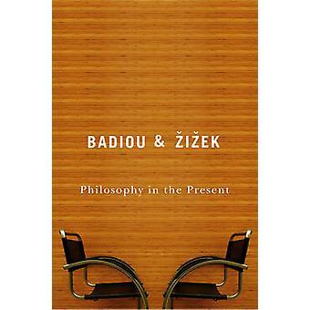 Filosofi i øjeblikket af Badiou & Alain