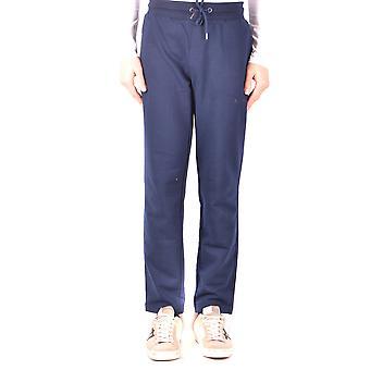 Armani Jeans Blue Cotton Pants