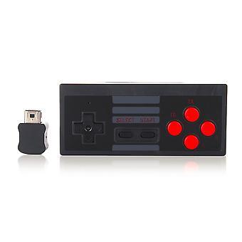 Controlador inalámbrico de Turbo para NES Mini Classic-negro