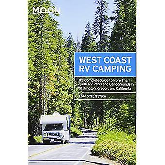 Moon västkusten RV Camping (femte upplagan) - den kompletta guiden till Mor