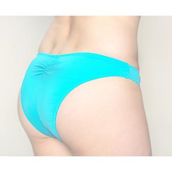 Аква Perla женские Pinamar - синий - бикини-дно - смешивать и сочетать