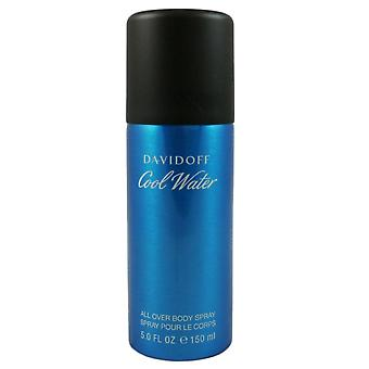Davidoff Cool Water Man - Men 150 ml Deo Spray Deodorant Spray