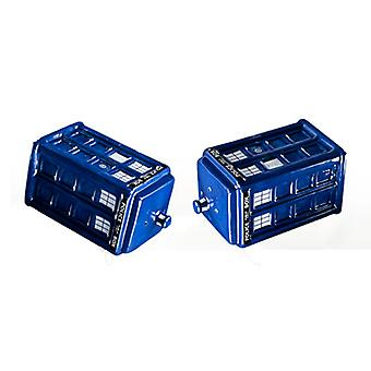 Doctor Who Tardis zout & Pepper Set