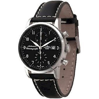 Zeno-watch mens watch Magellano chronograph Bicompax 6069BVD-c1