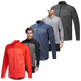 adidas Golf Mens 2019 Go-To Water Resistant Jacket