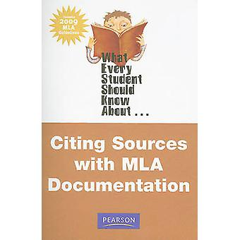 What Every Student Should Know About Citing Sources with MLA Document