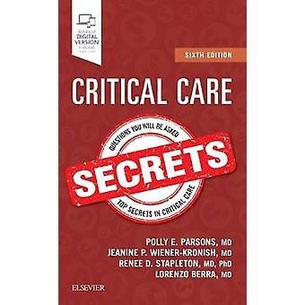 Critical Care Secrets by Polly E. Parsons - 9780323510646 Book