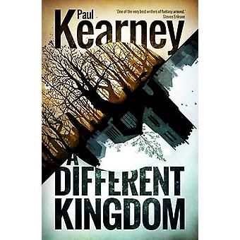 A Different Kingdom by Paul Kearney - 9781781081877 Book