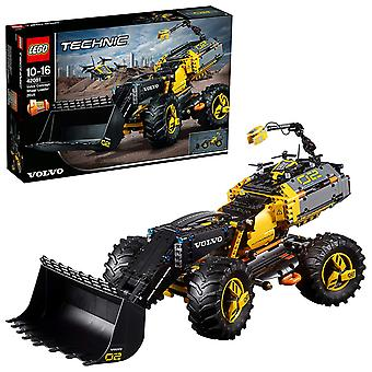 Lego Technic 42081 Volvo Concept Wheel Loader ZEUX Playset